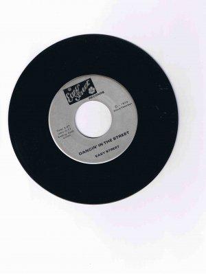 "Easy Street 45rpm single, ""Dancin' in the Street"" / ""Always Be a Love Song"" (1974) scarce item"