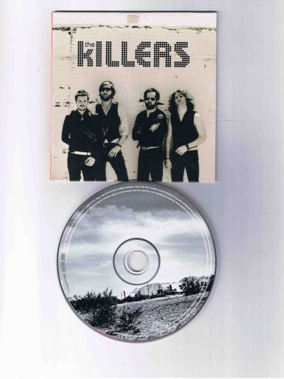 "The Killers: ""Sam's Town"" Bonus CD, near mint condition"