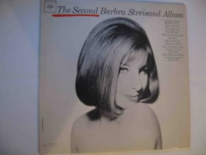 �The Second Barbra Streisand Album� (1963), LP, NM in NM jacket