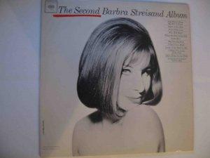 �The Second Barbra Streisand Album� (1963), LP, NM in NM jacket