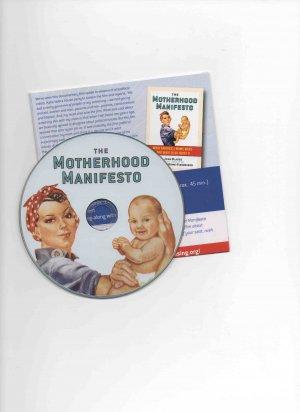 MomsRising.org documentary DVD, good as new