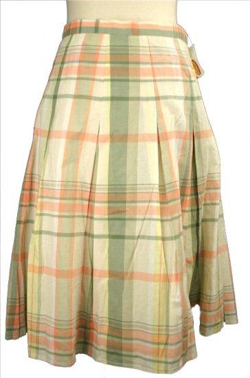 Talbots' Brand New Cotton Skirt SIZE 16 - $68 Retail Tag