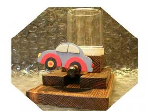 Car Theme Gumball Dispencer