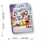Grafittis of all the World's 1200 - Luxury - Mini Book