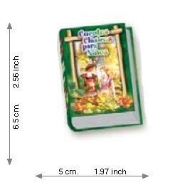 Classic stories II - Luxury - Mini Book
