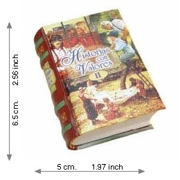 Histories with Moral Values II- Luxury - Mini Book