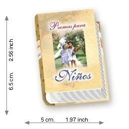 Poems For Children - Luxury - Mini Book