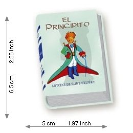 The Principito - Luxury  - Mini Book