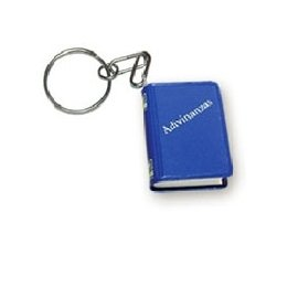 500 riddles - Key ring - Mini Book
