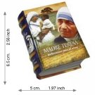 Mother Teresa - Reflections For The Soul - Luxury  - Mini Book