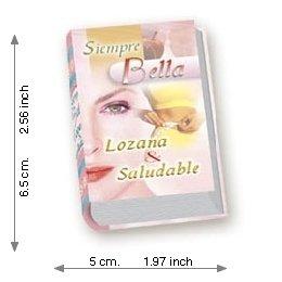 Always Bella Lozana and Healthy - Luxury - Mini Book
