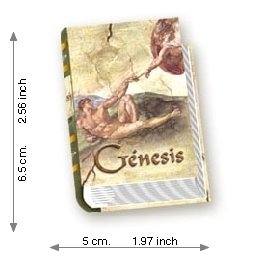 Genesis - Lujo - Mini Book