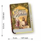 The Most beautiful Educations Of The Bible - Luxury - Mini Book