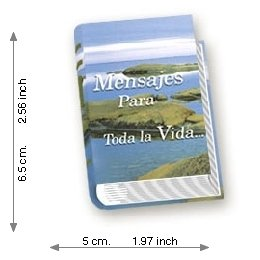 Messages For Life I - Luxury - Color - Mini Book