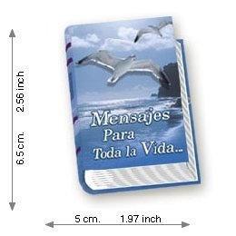 Messages For Life II - Luxury - Mini Book