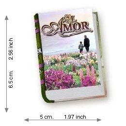 The Love - Luxury - Mini Book