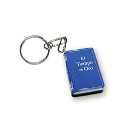 Time is money - Key ring - Mini Book