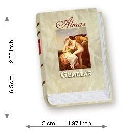 Souls Twins - Luxury - Mini Book