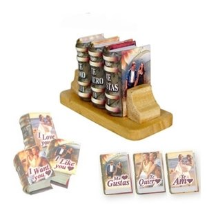 Collection Eternally in Love I-II-III - Miniature Books