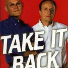 CARVILLE & BEGALA Take It Back HCDJ 2006 1st Ed NEW