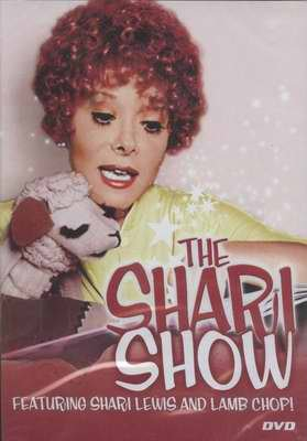 The SHARI SHOW with LAMB CHOP! DVD NEW