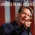 AL GORE America in the Balance 2000 ACU
