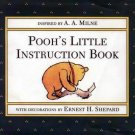POOH'S Little Instruction Book HCDJ 1995 1st Ed