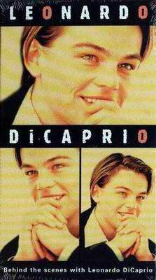 Behind the Scenes with Leonardo DiCaprio Video VHS New