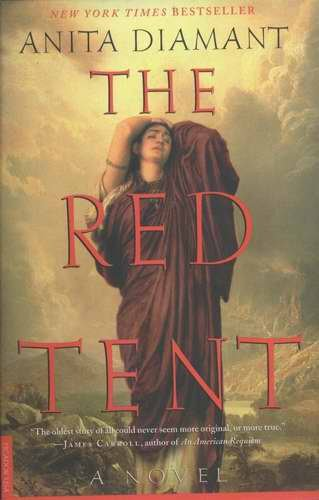 ANITA DIAMANT The Red Tent NYT Bestseller 1997