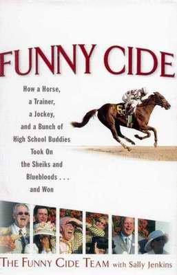 FUNNY CIDE A Horse,  A Jockey... HCDJ 1st Ed NEW