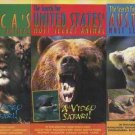 3 Video SAFARI Search for MOST SECRET ANIMALS VHS
