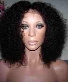 100% Virgin Malaysian Lace Wig