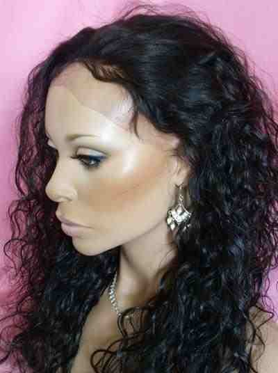 Beautiful Lace Custom Wig