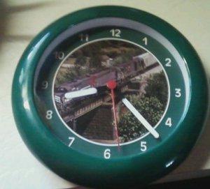 NYC Train Clock