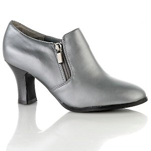 AJ. Valenci ALUMINUM Leather Comfort Shootie Size 7.5M # 251-993
