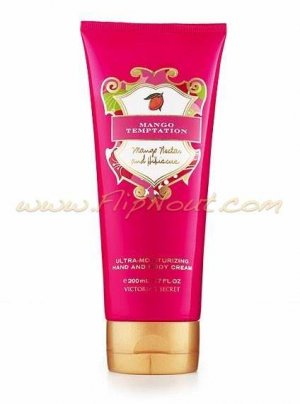 2-MANGO TEMPTATION Body Lotion Garden Collection 667523430433