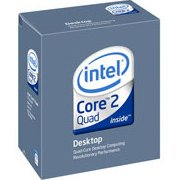 Intel Core 2 Quad Q6600 Processor 2.4GHZ