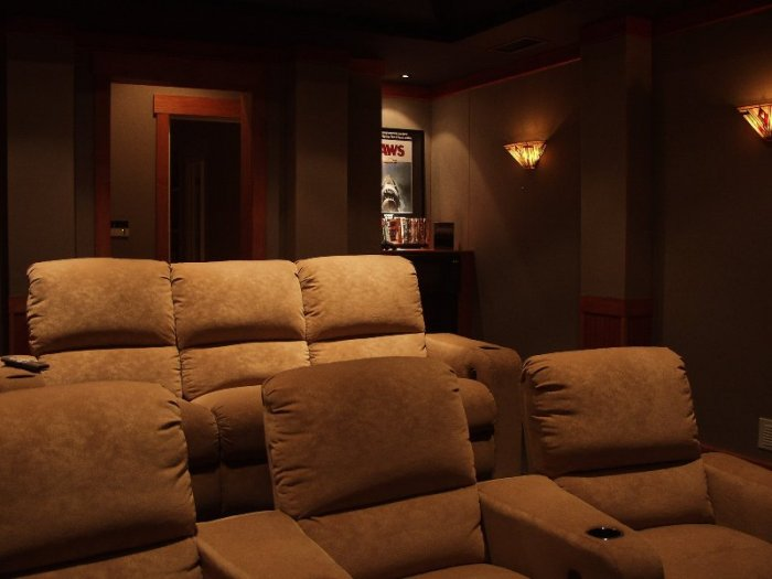 Home Theater Photo Idea CD