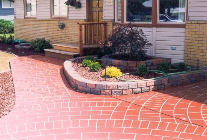 Patio Home Improvement Photo Idea CD