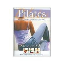 Pilates Three in One Workout Book ISBN 1741574137