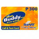 Smart Buddy P300 Call & Text Card - Email Delivery