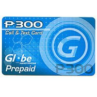 Globe Prepaid P300 - Email Delivery