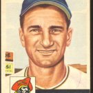 PITTSBURGH PIRATES JOE ROSSI 1953 TOPPS # 74 EX