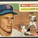 BOSTON RED SOX BILLY GOODMAN 1956 TOPPS # 245 EM