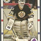 BOSTON BRUINS ANDY MOOG 90/91 SCORE # 140