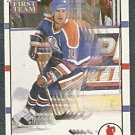 EDMONTON OILERS MARK MESSIER AS 90/91 SCORE # 315