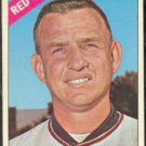 BOSTON RED SOX BOB DULIBA 1966 TOPPS # 53 G