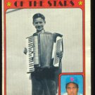 NEW YORK METS JIM FREGOSI 1972 TOPPS KID PIX # 346 G