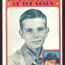MINNESOTA TWINS JIM PERRY 1972 TOPPS KID PIC # 497 G/VG