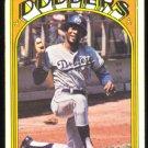 LOS ANGELES DODGERS WILLIE DAVIS 1972 TOPPS # 390 G